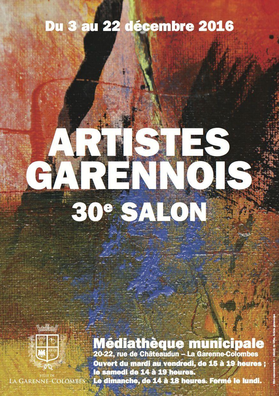 Le Salon des Artistes Garennois fêtent les 30 ans