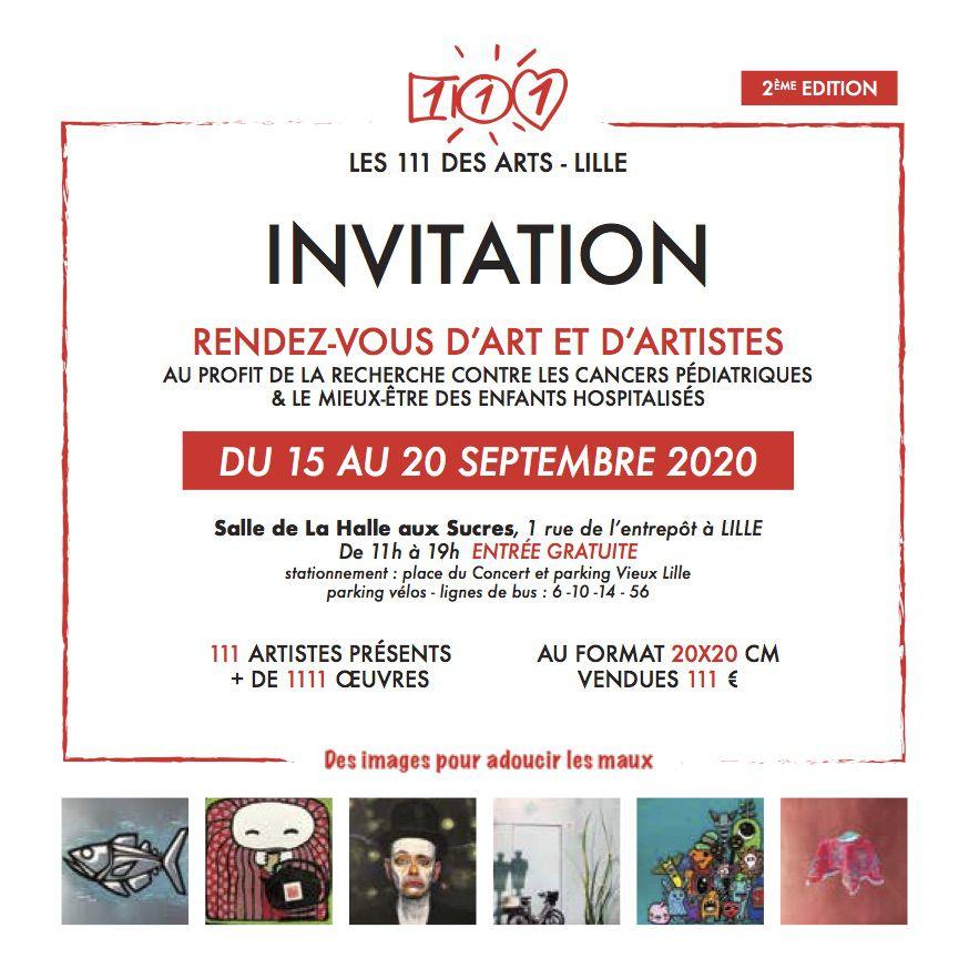 Les 111 des Arts - Lille