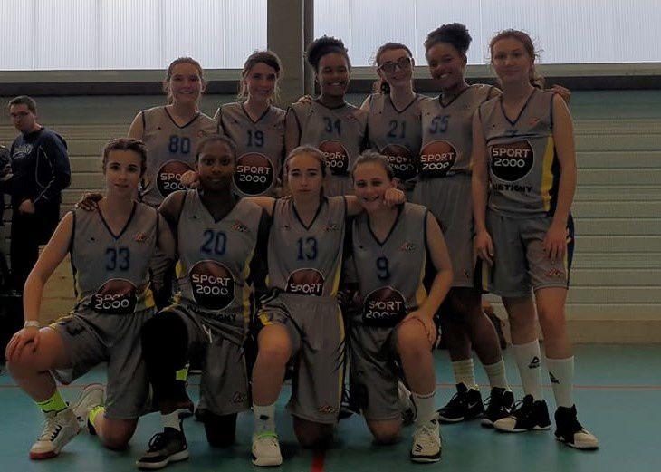 Chloé, Laura, Léa (7), Emma (2), Lara, Loïs (19), Taïna (7), Angélina (3), Chloé, Laurène (2), Jeanne et Clélia