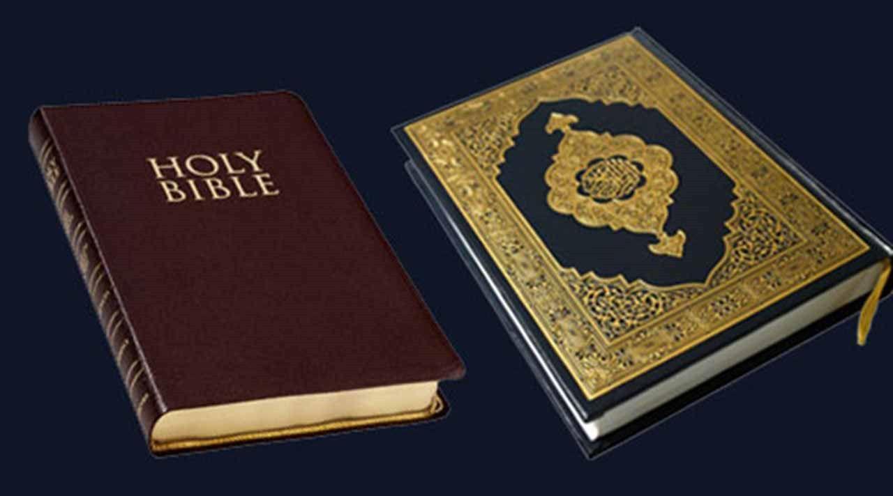 Comparaison entre la Bible et le Coran