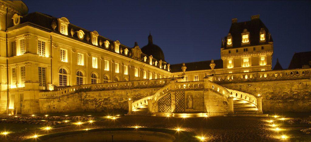 Château de Valençay (Indre, 36600) France