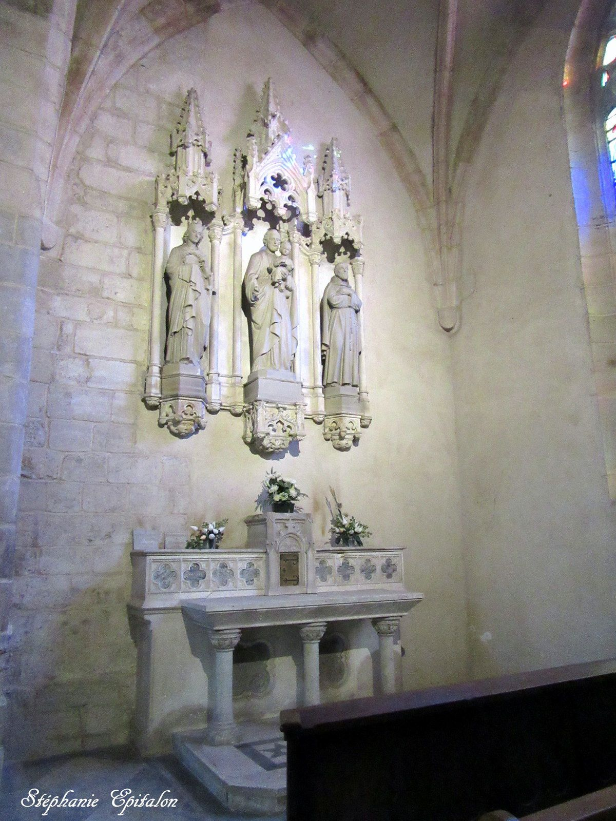 la chapelle des morts