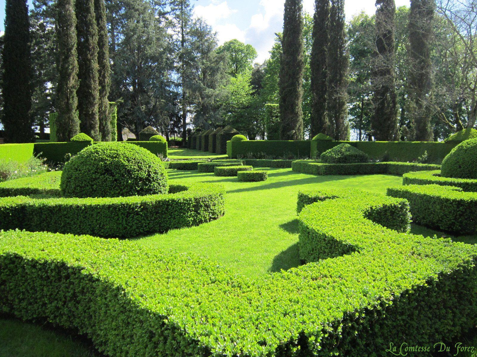 Les Jardins D'Eyrignac ( 24590 Salignac-Evigues, Périgord)