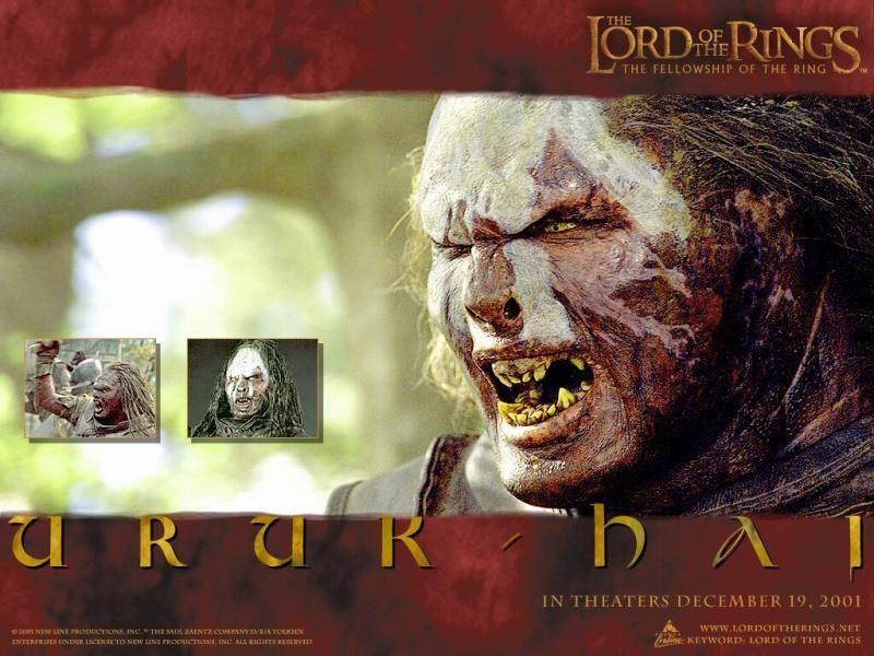 les Uruk Hai