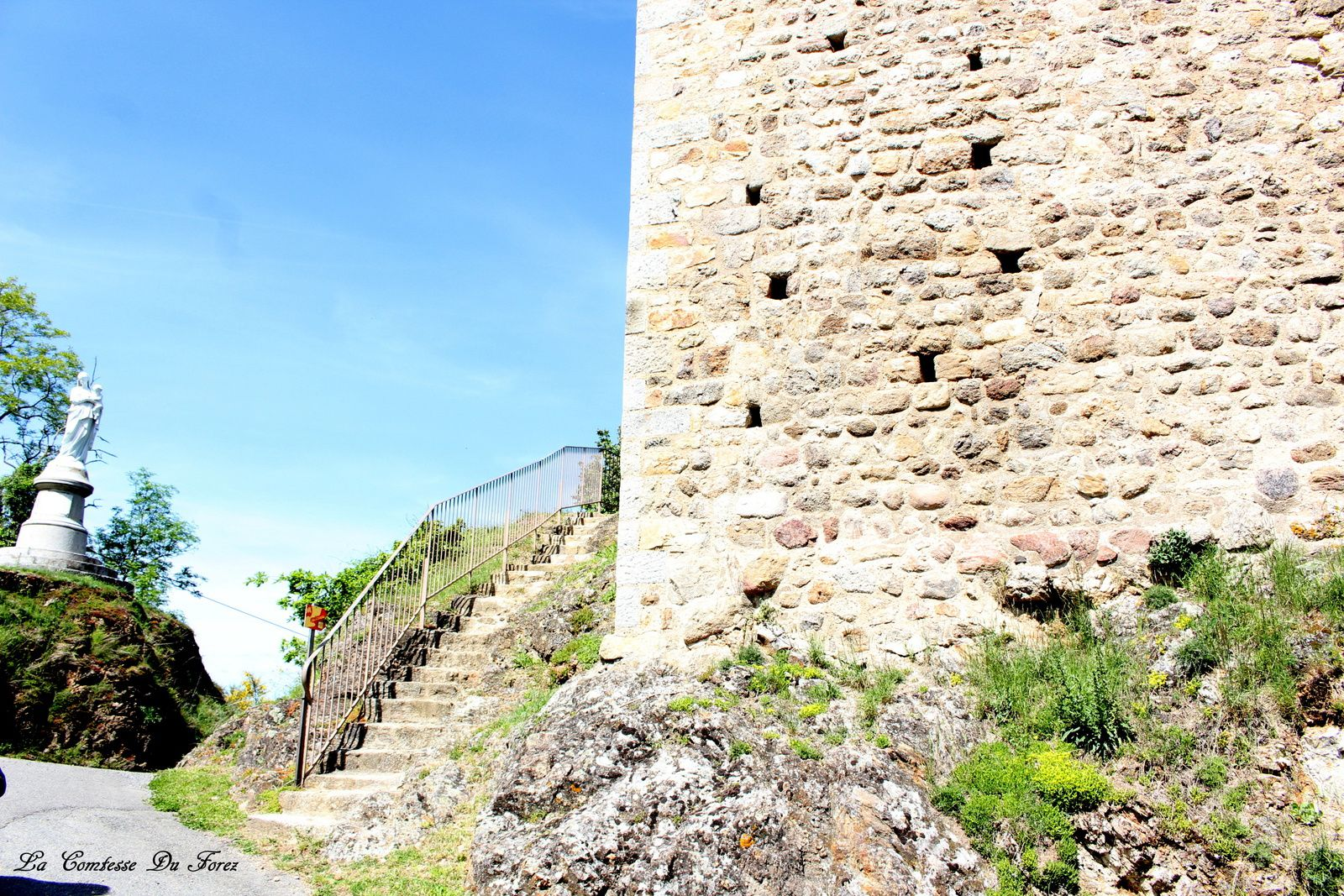 les fortifications .....