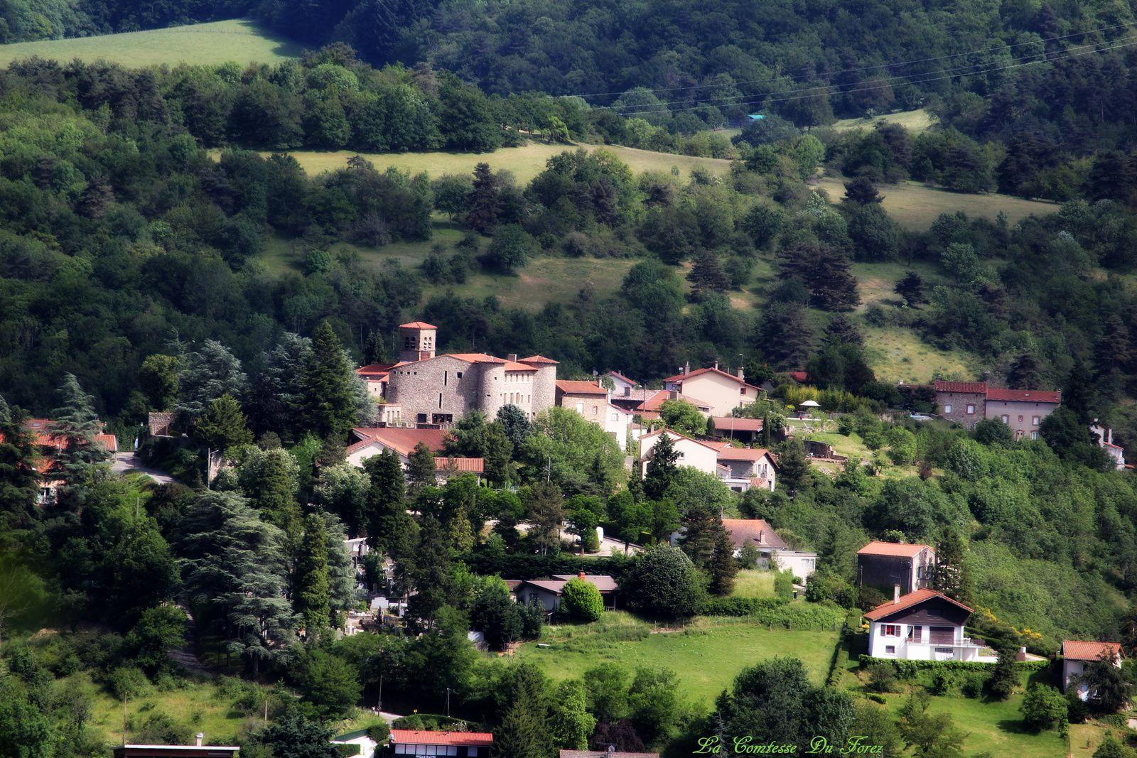 Balade à Saint-Victor sur Loire (42230)