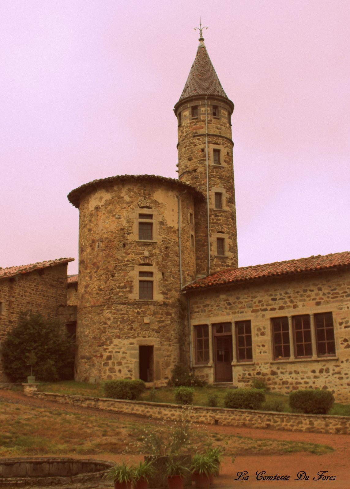 Château de Saconay 69590 Pomeys (Rhône, 69)