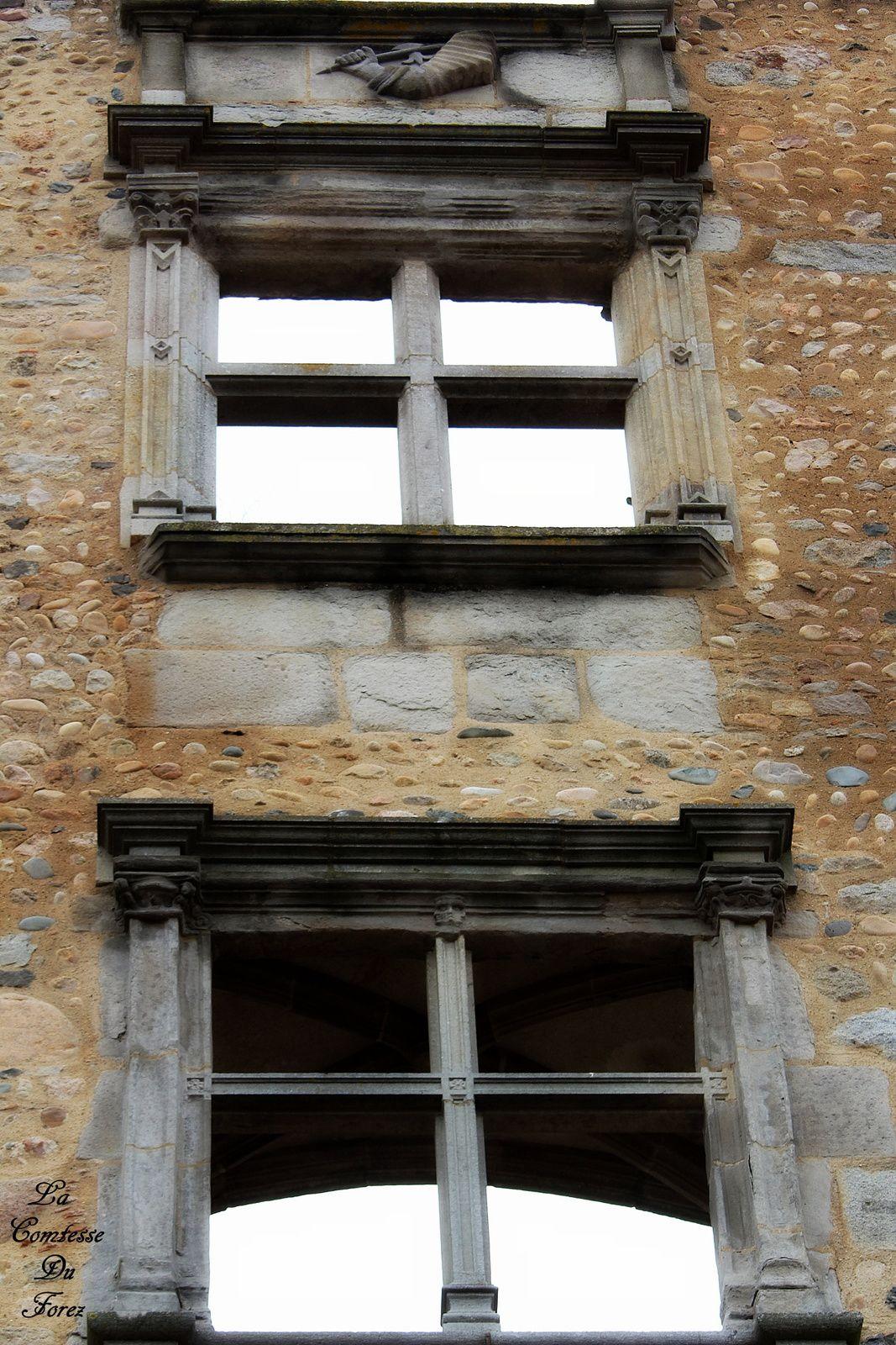 Château de Montrond-les-Bains (42, Loire)