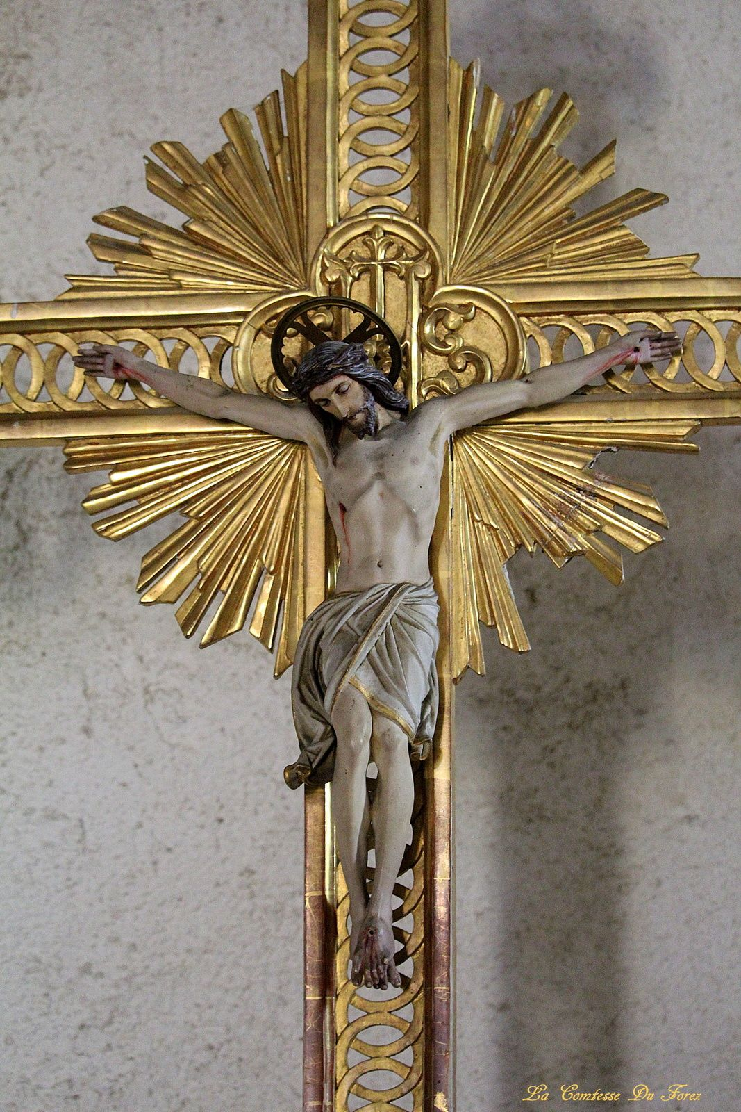 Eglise de Salt-en-Donzy (Loire, 42110)