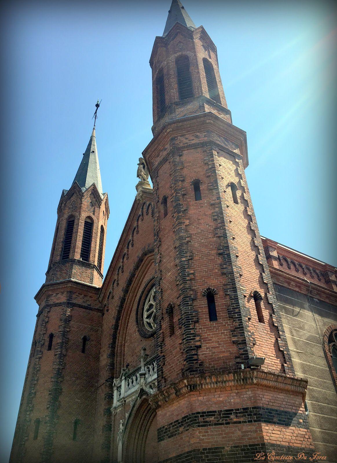 Eglise SAINT-LAURENT (Veauche 42, Loire)