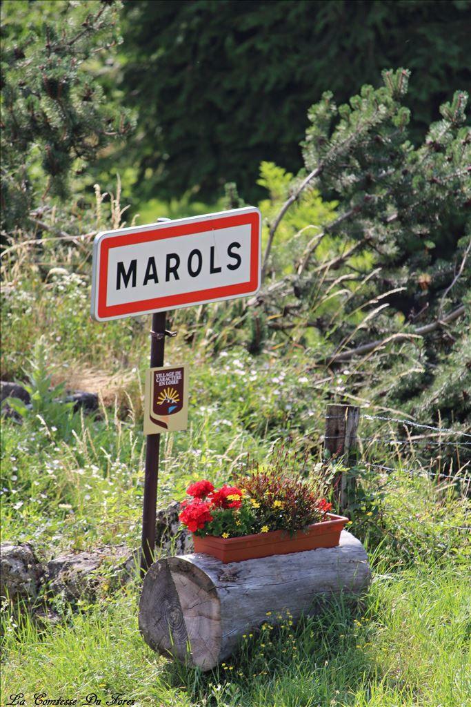 Village de Marols (Loire, 42)
