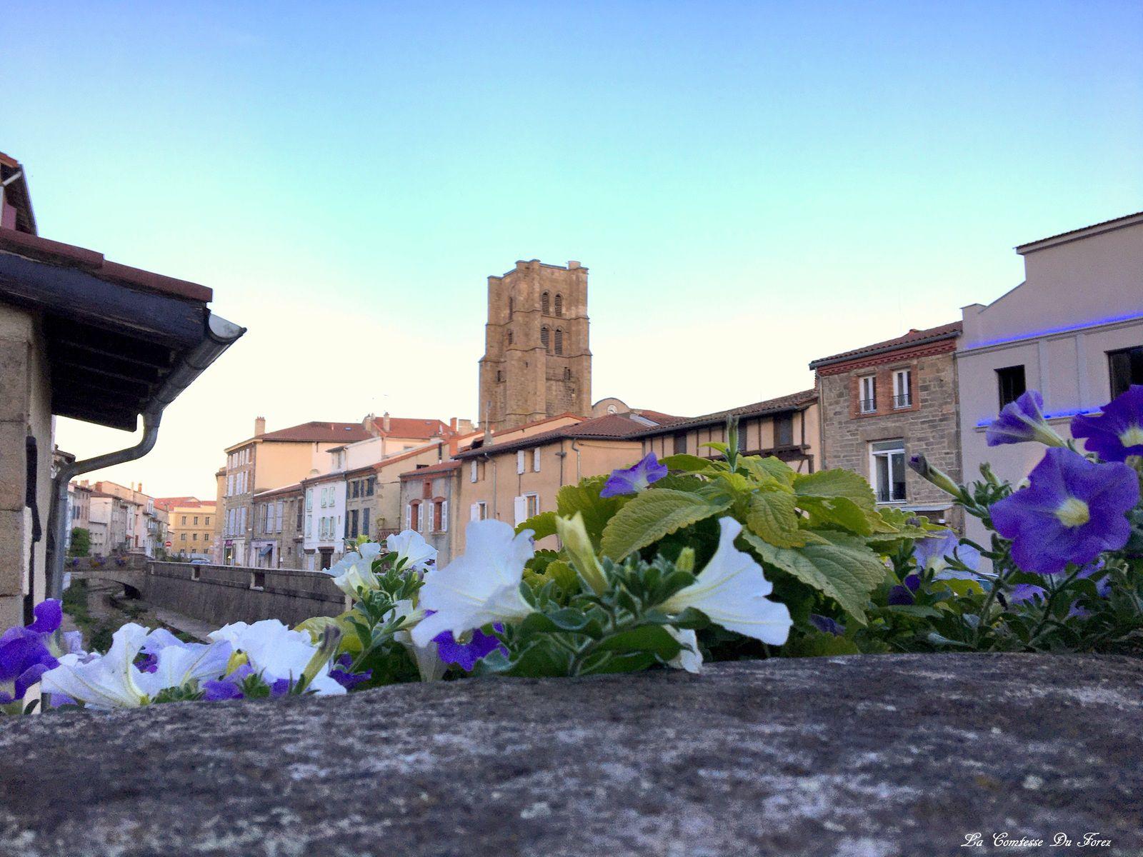 Ville de Montbrison (Loire, 42600)