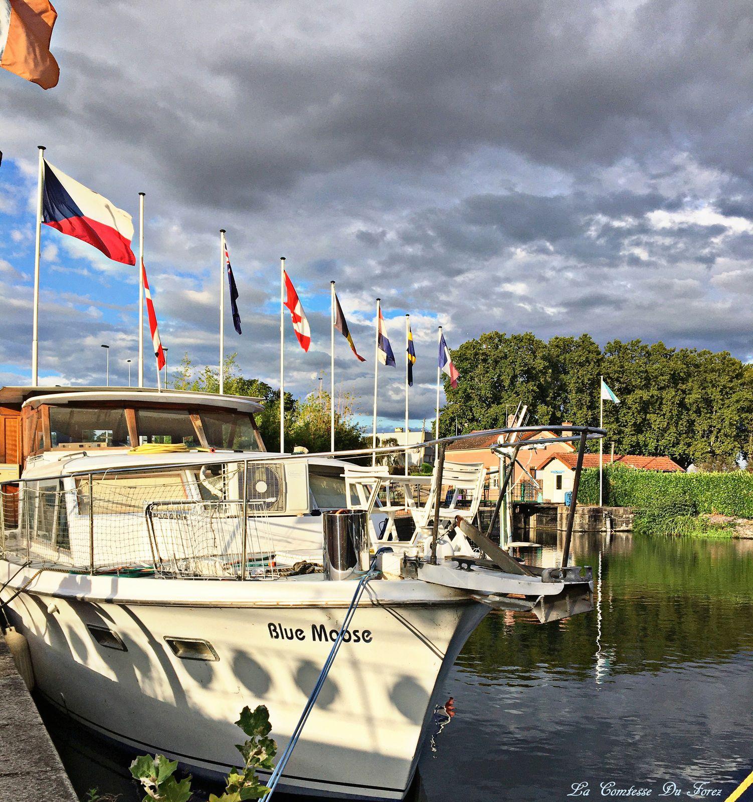 Port de Roanne (Loire, 42)