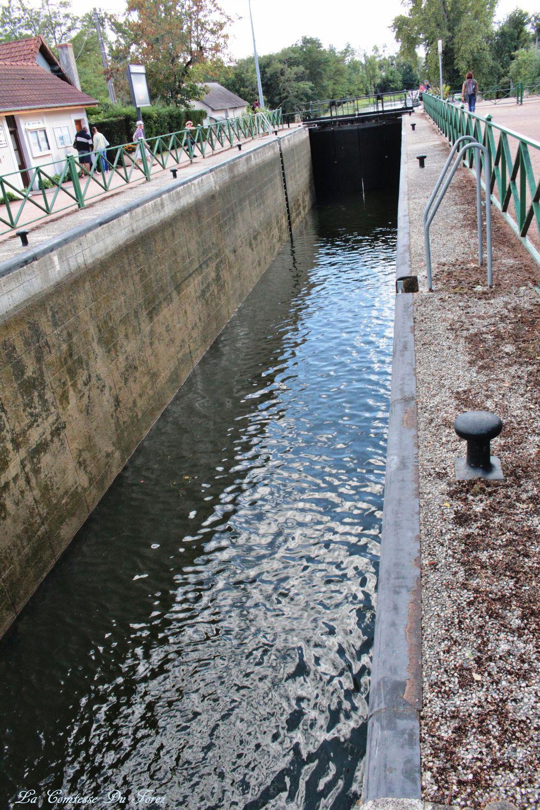 Le pont-canal de Digoin (71160, Saône-et-Loire)