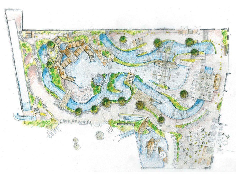 Bellewaerde s'offre un parc aquatique de 17 millions d'euros