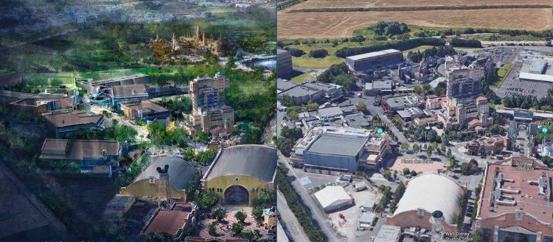Le Parc Walt Disney Studios accueillera bientôt de nouvelles zones thématiques dédiées à Marvel, La Reine des Neiges et Star Wars