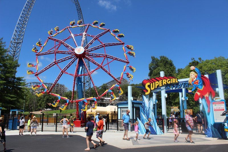 © Six Flags New England