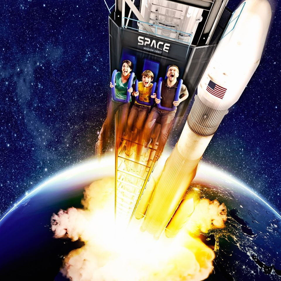 Space Mission Orbit © Movieland