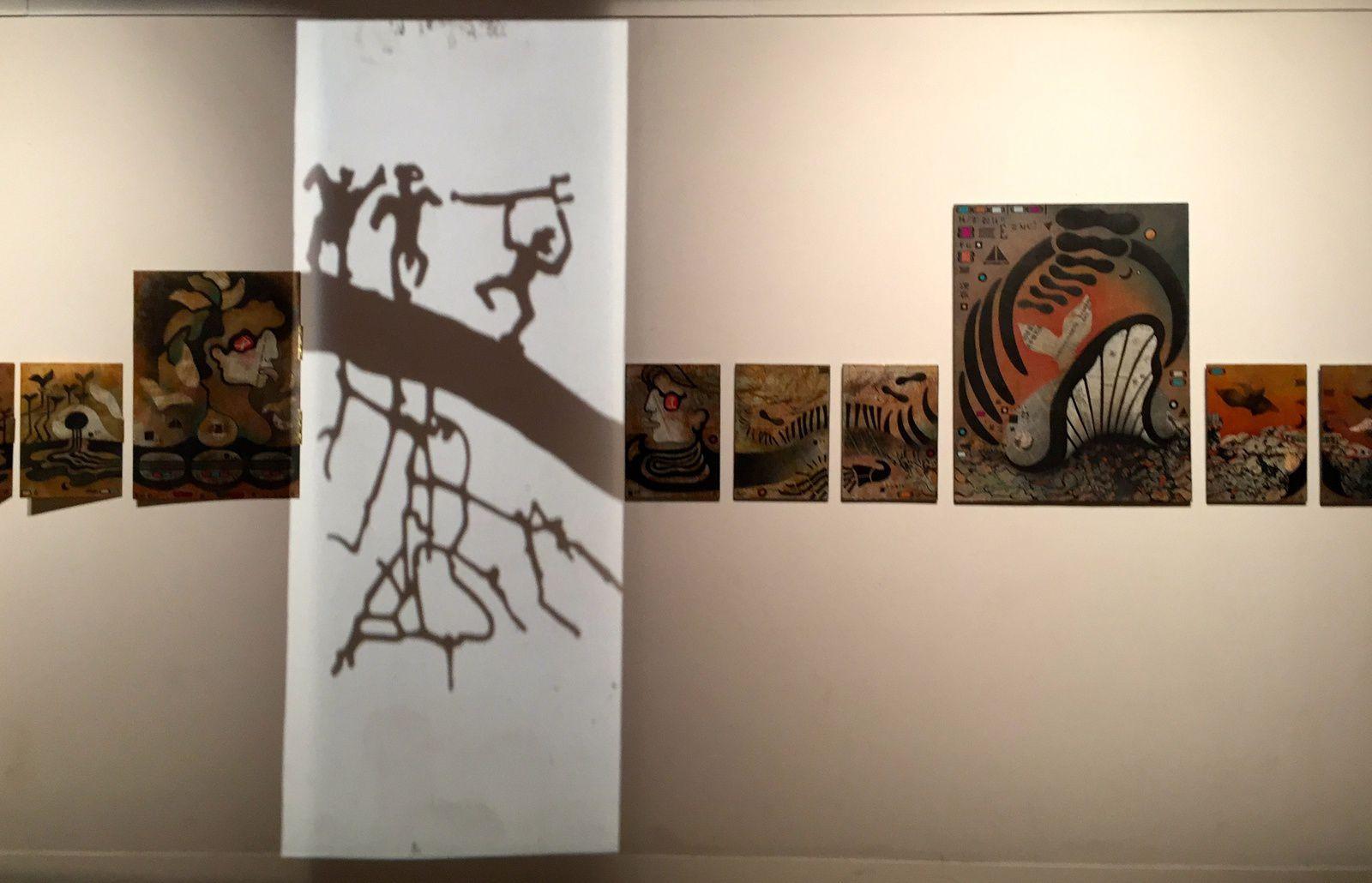 photo ERC - vernissage exposition Le Morbras - 10 octobre 2014