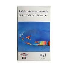 DUDH, Liberté, 1988 © Fondation Folon