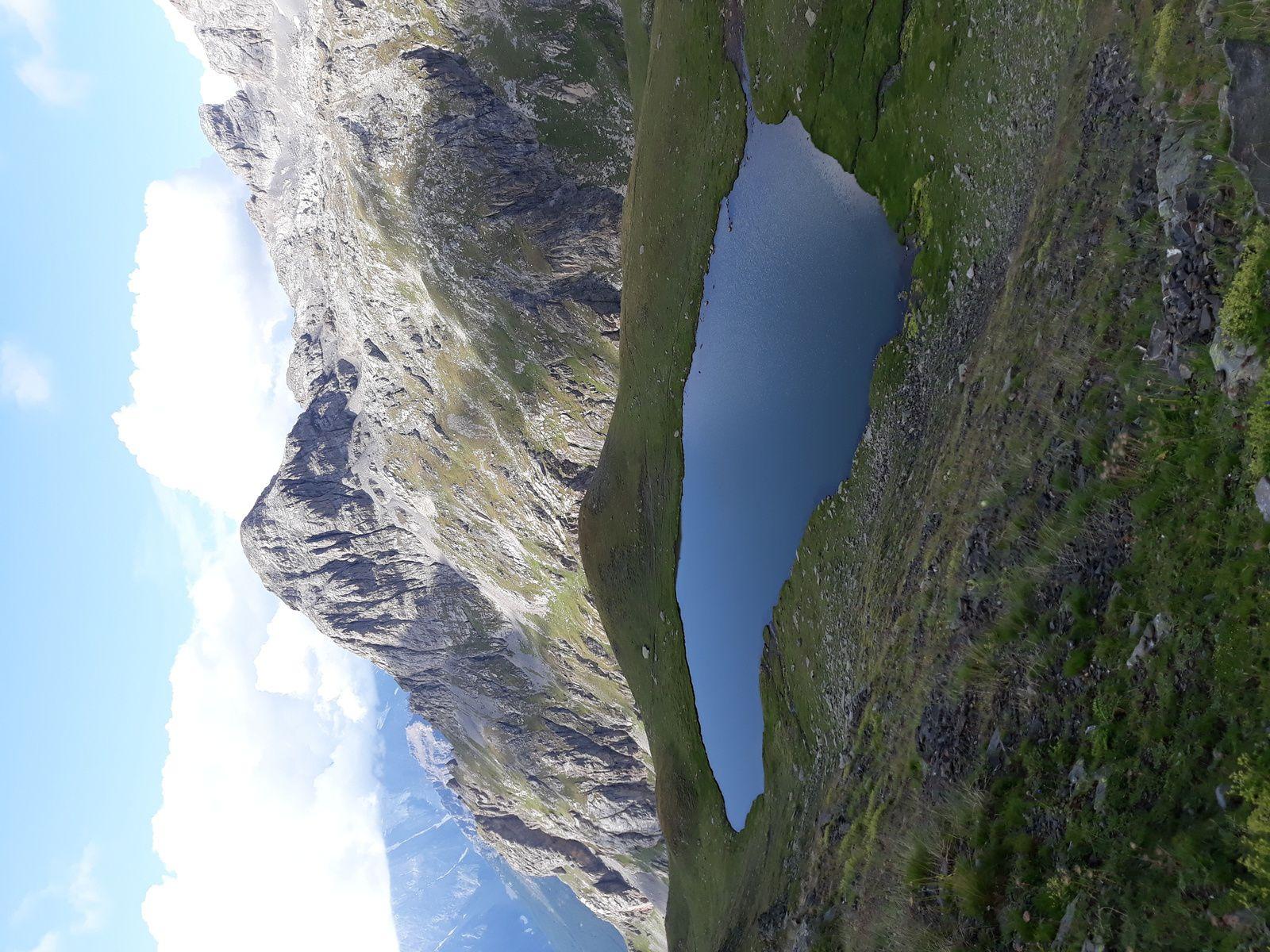 lac de la Ponsonnière 2565 m