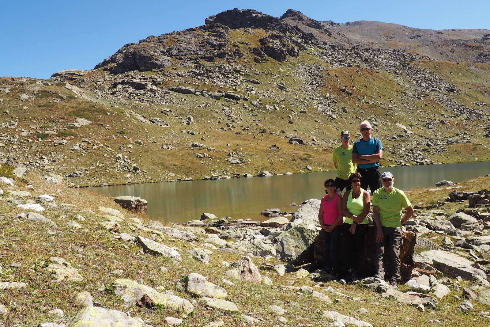 Le barrage de Bissorte et le lac des Bataillères en passant par le refuge des Marche par La Haut Rando