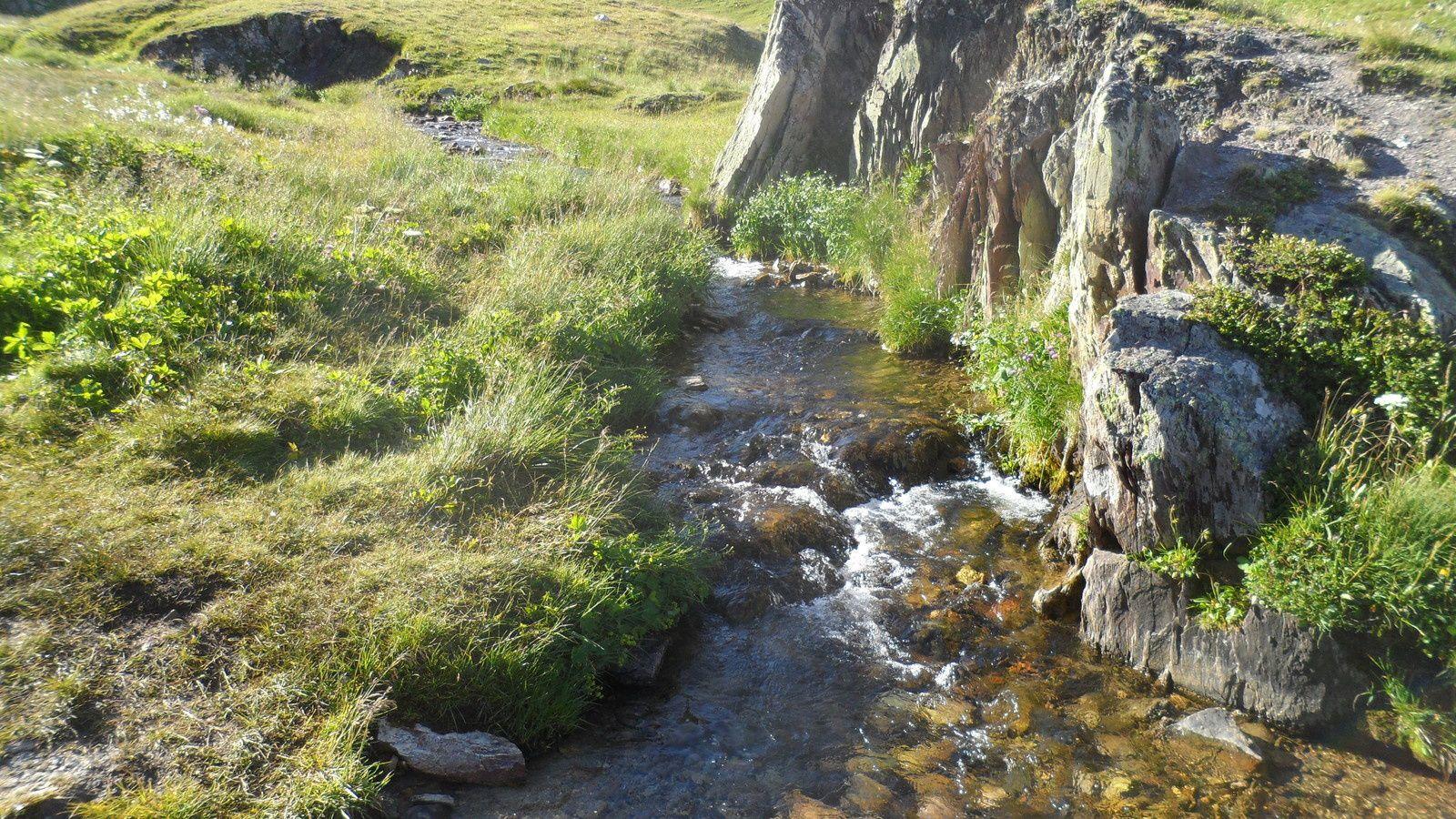 ruisseau des Cerces