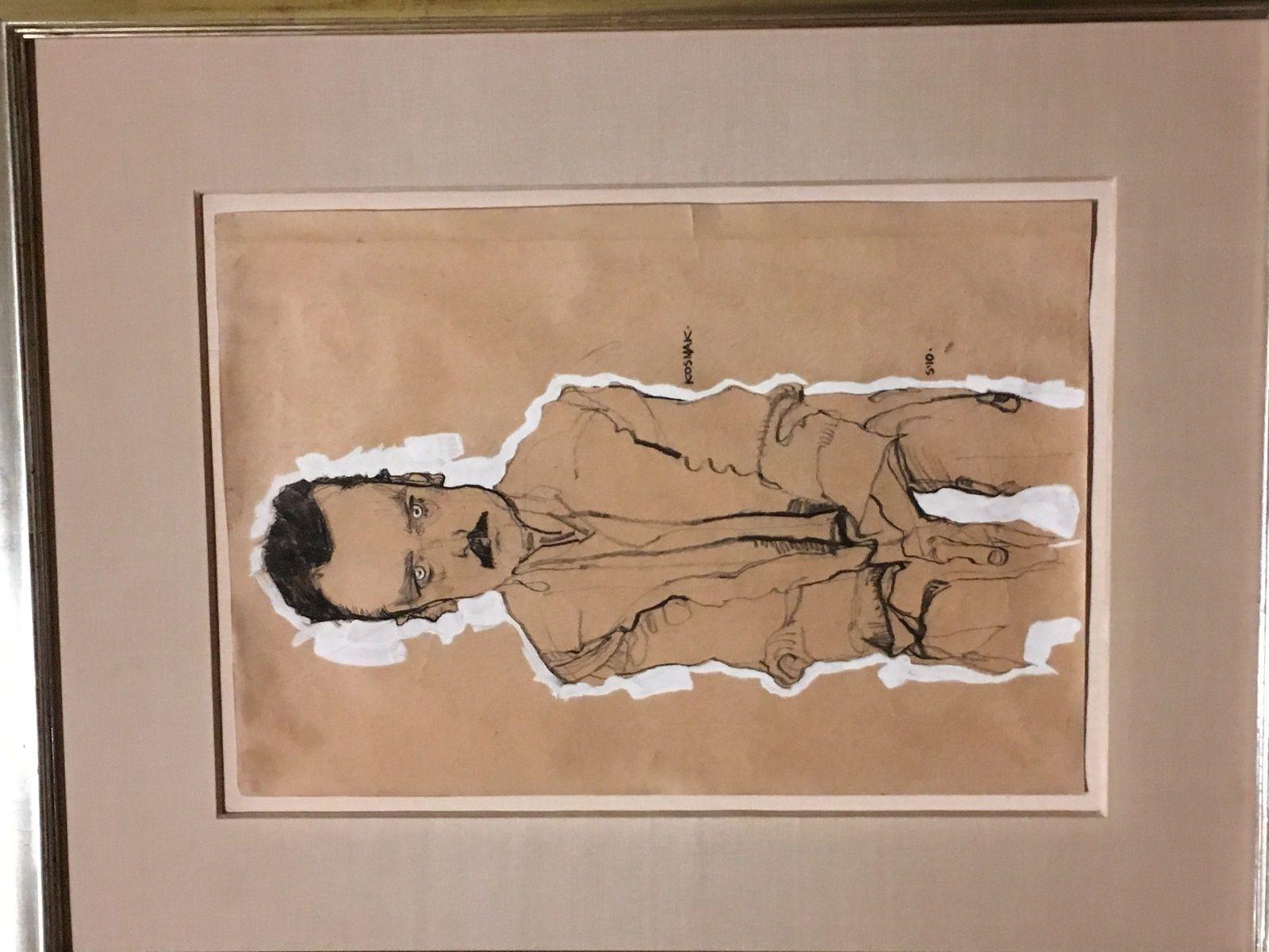 Exposition Basquiat, Schiele à la Fondation Wuitton