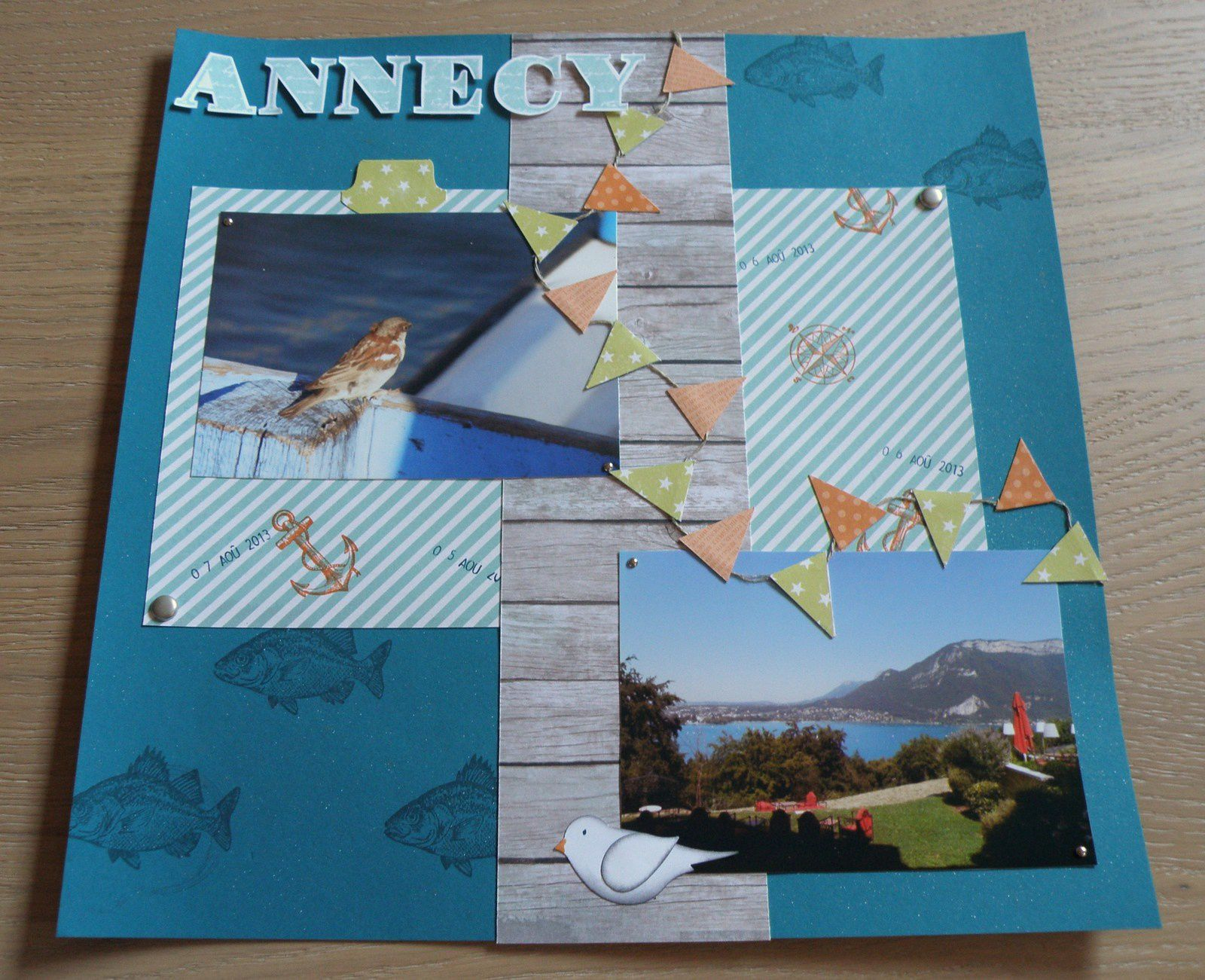 Page Annecy