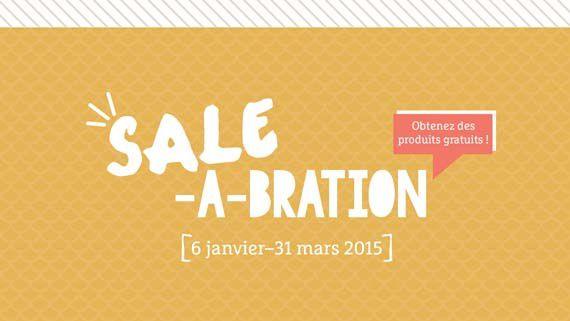 Sale a bration 2015 C'est parti !