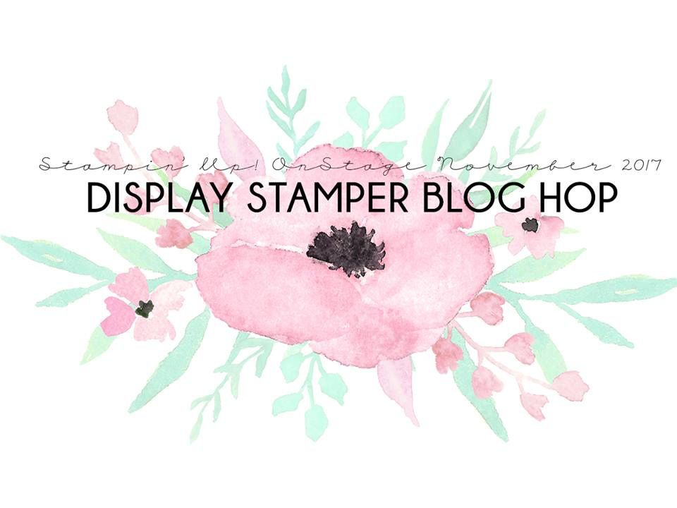 Display Stamper Blog Hop Jour 3