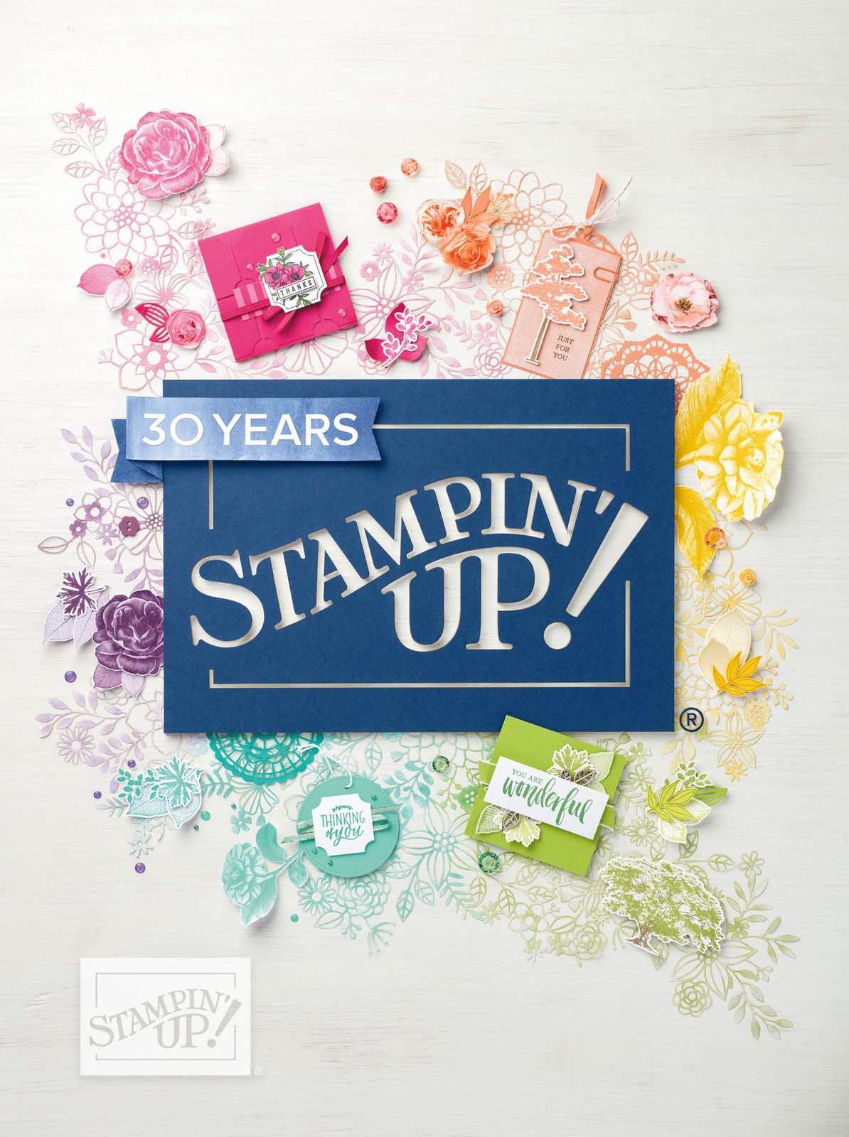 Catalogue annuel 2018 2019 Stampin'Up !