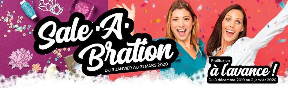 Sale-a-bration 2020 Sneak Peak Blog Hop
