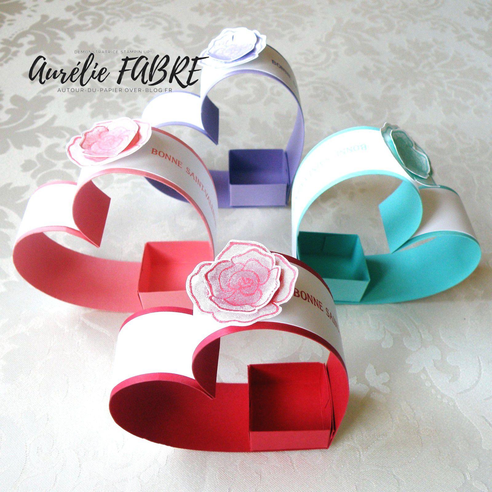Saint-Valentin Boîte Coeur