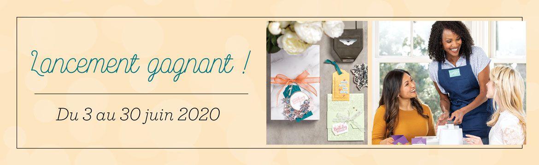 Promotion Lancement Gagnant !