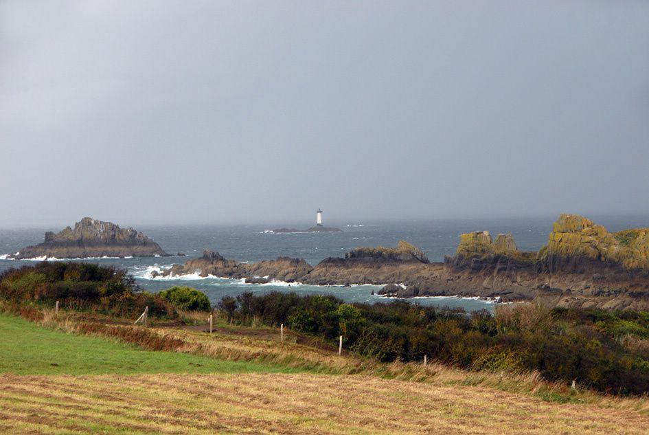 Pointe du Groin - Cancale - 9 sept (fin d'après-midi)