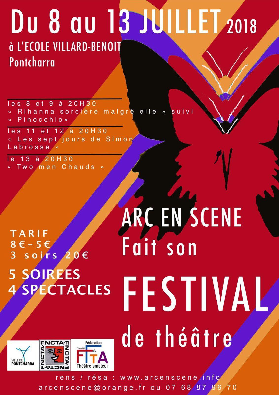 ARC EN SCENE FAIT SON FESTIVAL