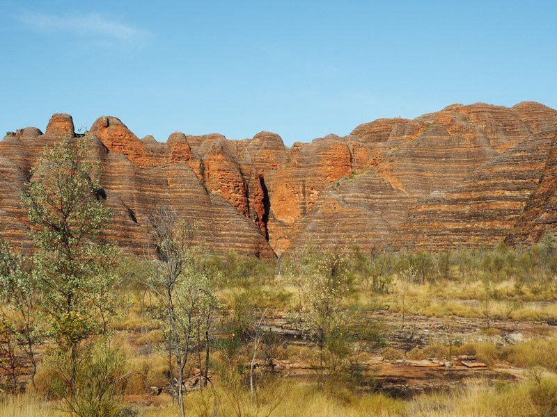 GIBB RIVER ROAD ou BUNGLE BUNGLE PARC