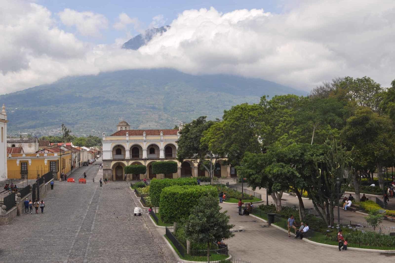 Antigua : au pied des volcans