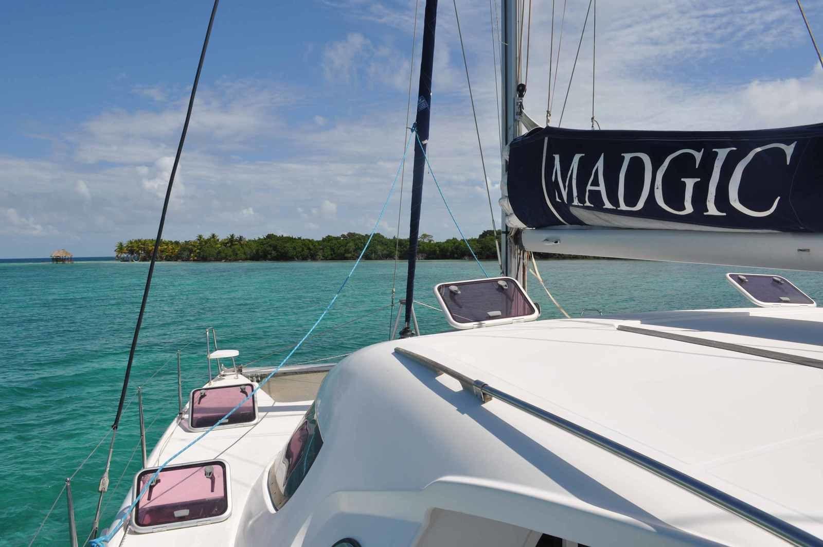 North Long Cocoa Cay :les îles se succèdent...