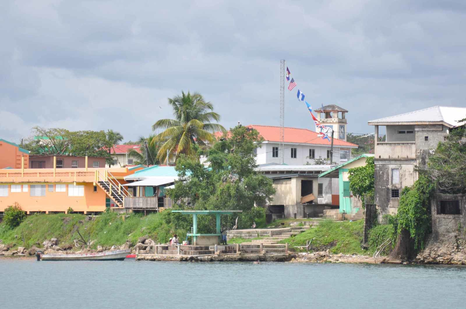 Punta Gorda : vos papiers ,svp!