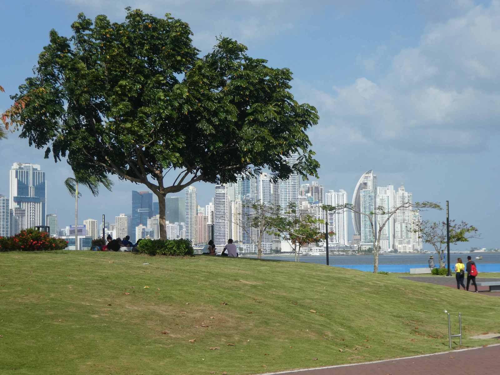 Un WE à Panama City