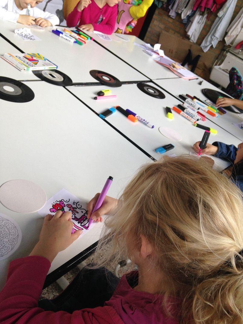 Atelier Arts Plastique 24-28/07/2017