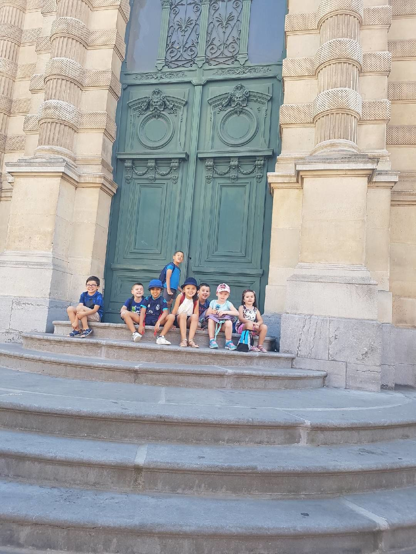 CAMUS MAT  Piscine TG LES BAINS jeudi 02 août 2018  1/2 GROUPE 4