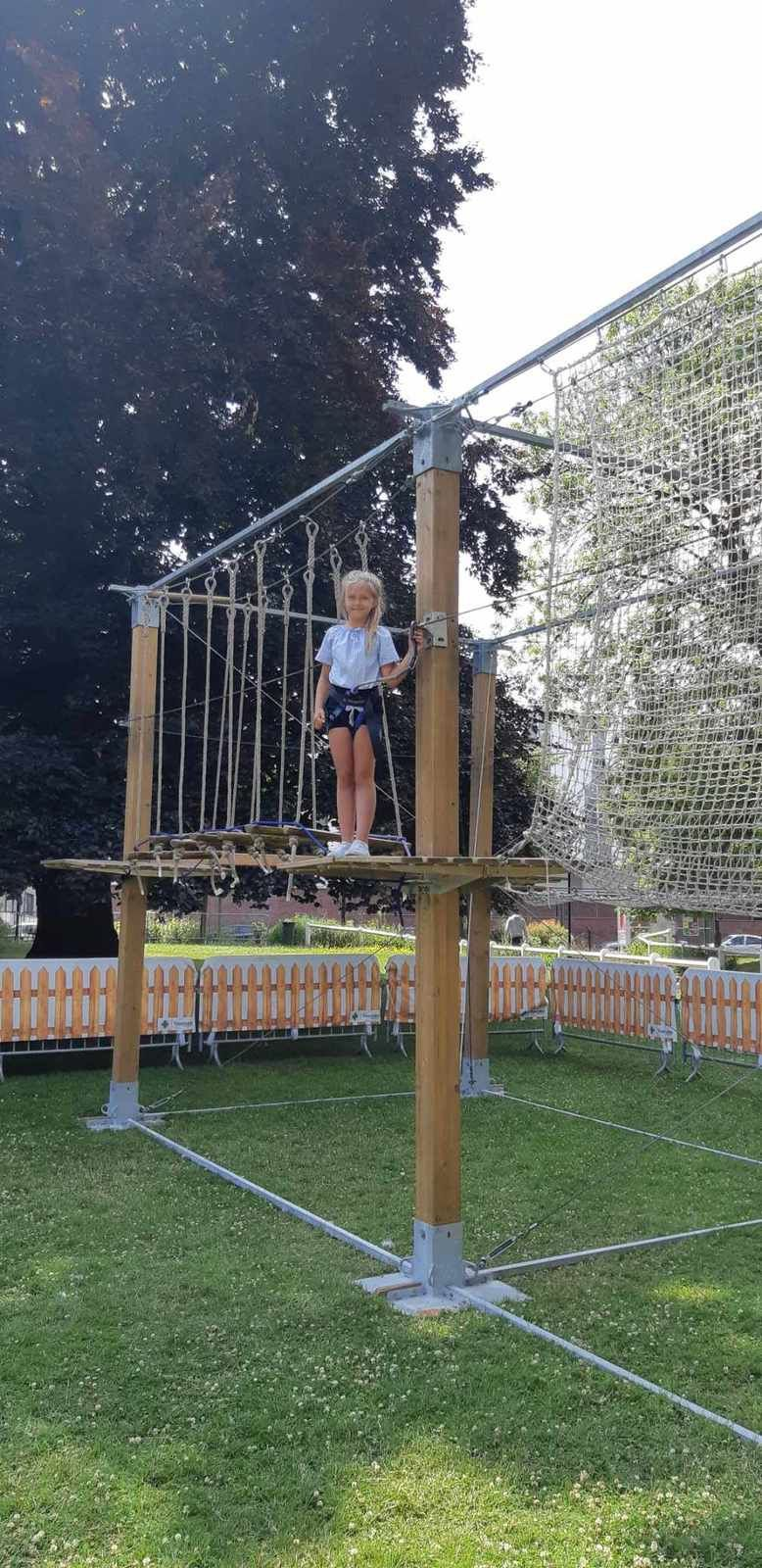 Tourcoing plage groupe 6/8 ans - Centre Jean Zay