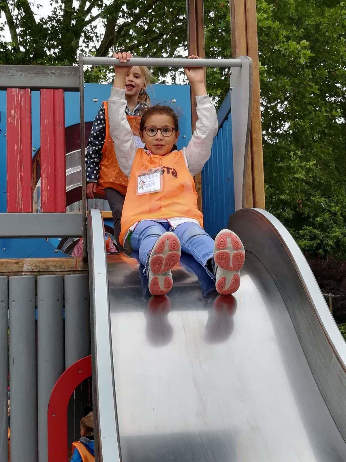 5-6 ans - Sortie zoo de Lille - Centre Lavoisier