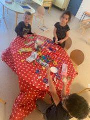 Groupe 4/5 ans - Centre Lavoisier - du 9 au 12 juillet