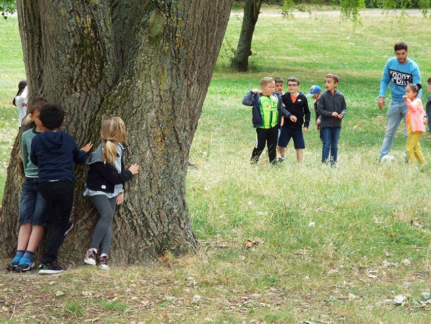 Anatole France - Parc du Lion - 6-7 ans - 15/07