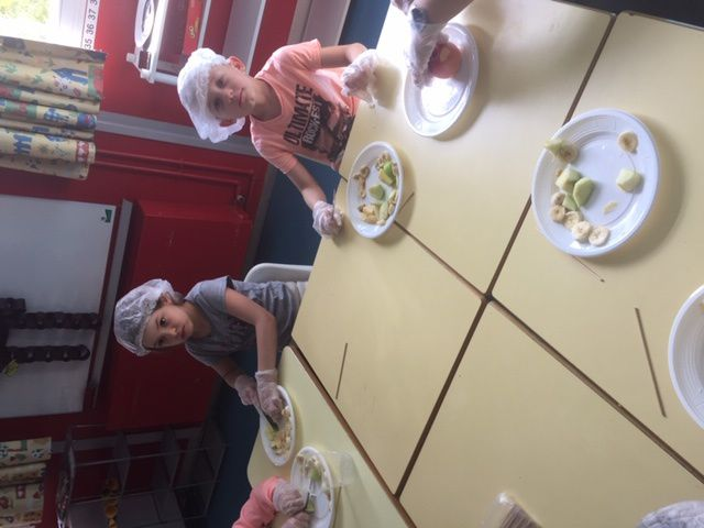 Anatole France - Atelier culinaire - 5 ans
