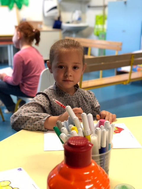 Anatole France maternelle - Parc Clemenceau + Tourcoing plage - 6 ans